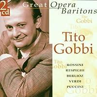 Great Opera Baritones