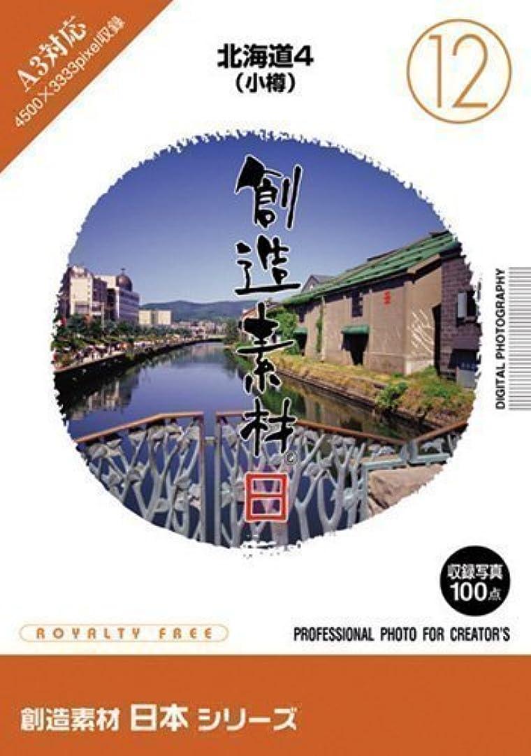 陽気な刃マサッチョ創造素材 日本(12)北海道4(小樽)