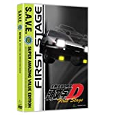 Initial D: Stage One - Save [DVD] [Import]