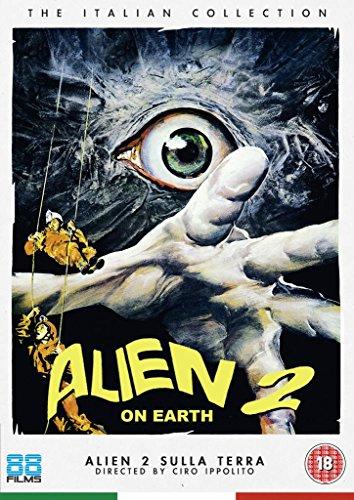 Alien 2 - On Earth [Region 2]