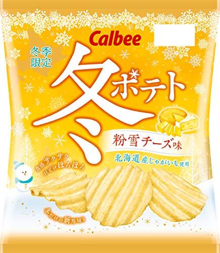 冬ポテト(粉雪チーズ味)の通販の画像