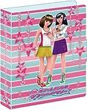 オシャレ魔女 ラブandベリー  カードファイル2(ピンク)