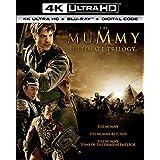 The Mummy Ultimate Trilogy 4K Ultra HD + Blu-ray + Digital
