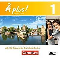 À plus! Nouvelle édition. Band 1. MP3-CD: Inhaltlich identisch mit 21320-7