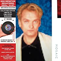 Mosaic - Cardboard Sleeve - High-Definition CD Deluxe Vinyl Replica - IMPORT by Wang Chung