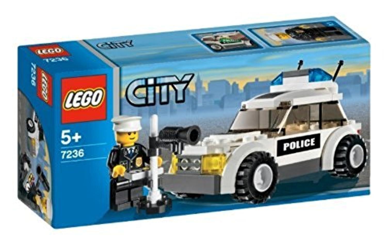レゴ (LEGO) シティ パトロールカー 7236