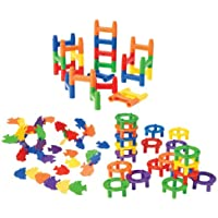 Constructive Playthings cpx-160酷使Manipulative 396 PC。Set for Children