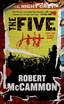 The Five by [McCammon, Robert]