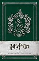 Harry Potter Slytherin Hardcover Ruled Journal (Insights Journals)