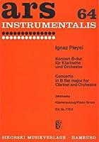 PLEYEL - Concierto en Sib Mayor para Clarinete y Piano (Michaels)