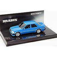 1/43scale ミニチャンプス MINICHAMPS Brabus 6.5 (500E W124) 1993 Blue ブラバス メルセデスベンツ