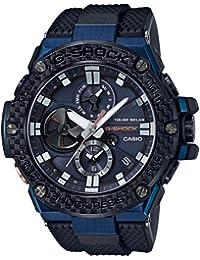 [カシオ]CASIO 腕時計 G-SHOCK ジーショック G-STEEL スマートフォン リンク GST-B100XB-2AJF メンズ