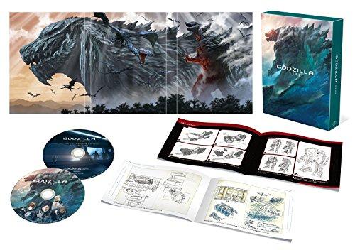 GODZILLA 怪獣惑星 Blu-ray コレクターズ・エディション