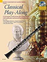 Classical Play-along: 12 Favorite Works from the Classical Era (Schott Master Play-Along)