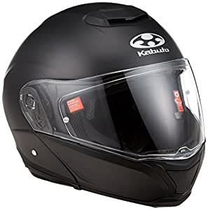 オージーケーカブト(OGK KABUTO)バイクヘルメット システム IBUKI フラットブラック (サイズ:L)