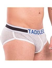 Taddlee UNDERWEAR メンズ US サイズ: Small カラー: グレー