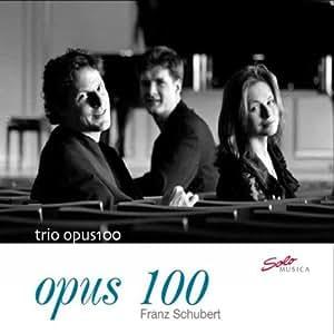 トリオ・オーパス100 - シューベルト:作品集