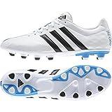 adidas(アディダス)【B40232】パティーク 11コア-ジャパン HG サッカースパイクシューズRWHT×BLK×SBLU 26.5