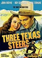 Three Texas Steers [DVD] [Import]