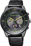[シチズン]CITIZEN 腕時計 INDEPENDENT インディペンデント Timeless Line Chronograph KF5-144-50 メンズ