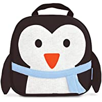 The Piggy Story Totie Chillyペンギンtote-to-goポータブルDry Erase Board withクレヨンと消去布for Kids
