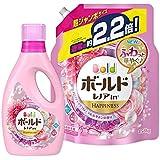 【まとめ買い】 ボールド 洗濯洗剤 液体 アロマティックフローラル&サボンの香り 本体 850g + 詰め替え 超ジャンボ1.58kg