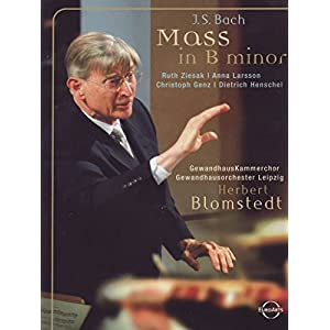 Mass in B Minor [DVD]