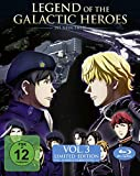 Legend of the Galactic Heroes: Die Neue These Vol. 3 BD + Sammelschuber (Limited Edition)