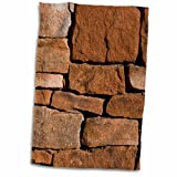 ニューバランス ゴルフ 3drose Danita Delimont–New Mexico–新しいメキシコ、サンタフェ、砂岩壁–us32rca0032–Rob Casey–タオル 15x22 Hand Towel twl_92934_1