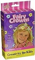 創造性の子供活動キット妖精の王冠 (2 になります)