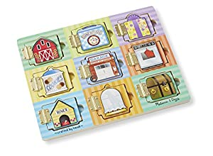 Magnetic Hide & Seek Board: Magnetic Hide & Seek Board