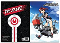 File Folder - Vividred Operation - New Akane Anime Stationery Licensed ge26144
