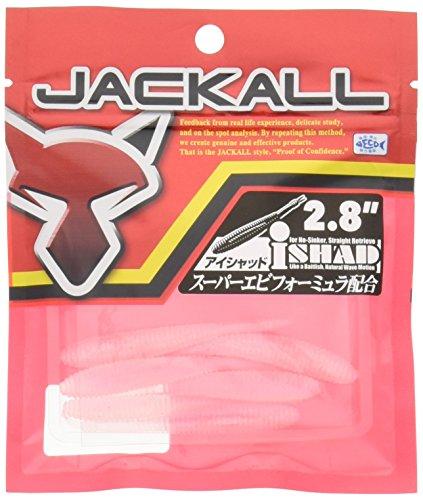 ジャッカル アイシャッド 2.8inch JACKALL I SHAD