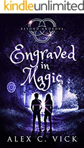 Engraved in Magic (Beyond Androva Book 2) (English Edition)