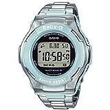 [カシオ] 腕時計 ベビージー 電波ソーラー BGD-1300D-2JF シルバー
