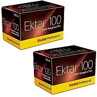 Kodak カラーネガティブフィルム プロフェッショナル用 エクター100 35mm 36枚撮 2本パック