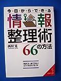 今日からできる情報整理術66の方法 (成美文庫)