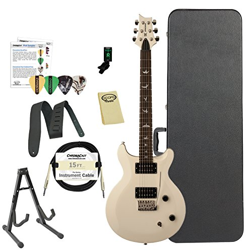 Paul Reed Smith ポールリードスミス Guitars STCSAW-Kit02 PRS SE Santana スタンダード Antique White エレキギター エレキギター エレクトリックギター (並行輸入)