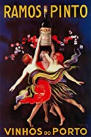 Ramos Pinto Vintageポスター 9 x 12 Art Print LANT-1972-9x12