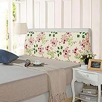 NBgy 大きなベッドの背もたれ、畳の枕、ソファの背中、大きな背もたれ、洗える布地、寝室に最適、三角クッション、3色、5サイズ (色 : C, サイズ さいず : L l)