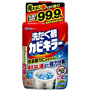 洗たく槽カビキラー 液体 550g 洗たく槽用クリーナー 液体タイプ