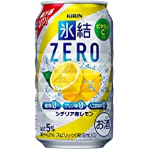 キリン 氷結ZERO シチリア産レモン [ チューハイ 350ml×24本 ]