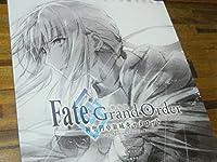 貴重 B2大 ポスター 劇場版 Fate/Grand Order 神聖卓領域キャメロット