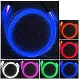長浜 12V 用 LED フレキシブル アクリル ファイバーライト フリーカット Φ 3mm ( ファイバー 3m )
