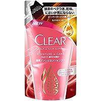クリア モイスチャー&ケア 濃厚ノンシリコンシャンプー つめかえ用 (うるおって、健やかな頭皮へ) 300g