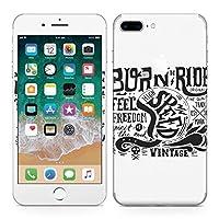iPhone7 Plus 専用 全面スキンシール フル 背面 側面 正面 液晶 ステッカー スマホカバー ケース 保護シール 011218