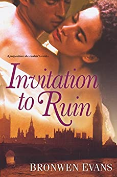 Invitation to Ruin by [Evans, Bronwen]