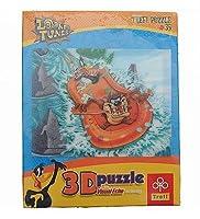 Looney Tunesミニ3dパズル–Taz, Daffy & Bugs Bunny C