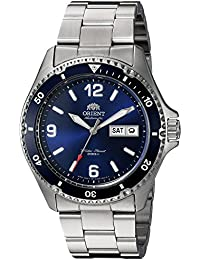 ORIENT オリエント FAA02002D9 MAKO Ⅱ 自動巻き(手巻き付き) 男性用 メンズ 腕時計 [並行輸入品]