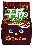 東ハト キャラメルコーン平成スイーツティラミス味 77g ×12袋